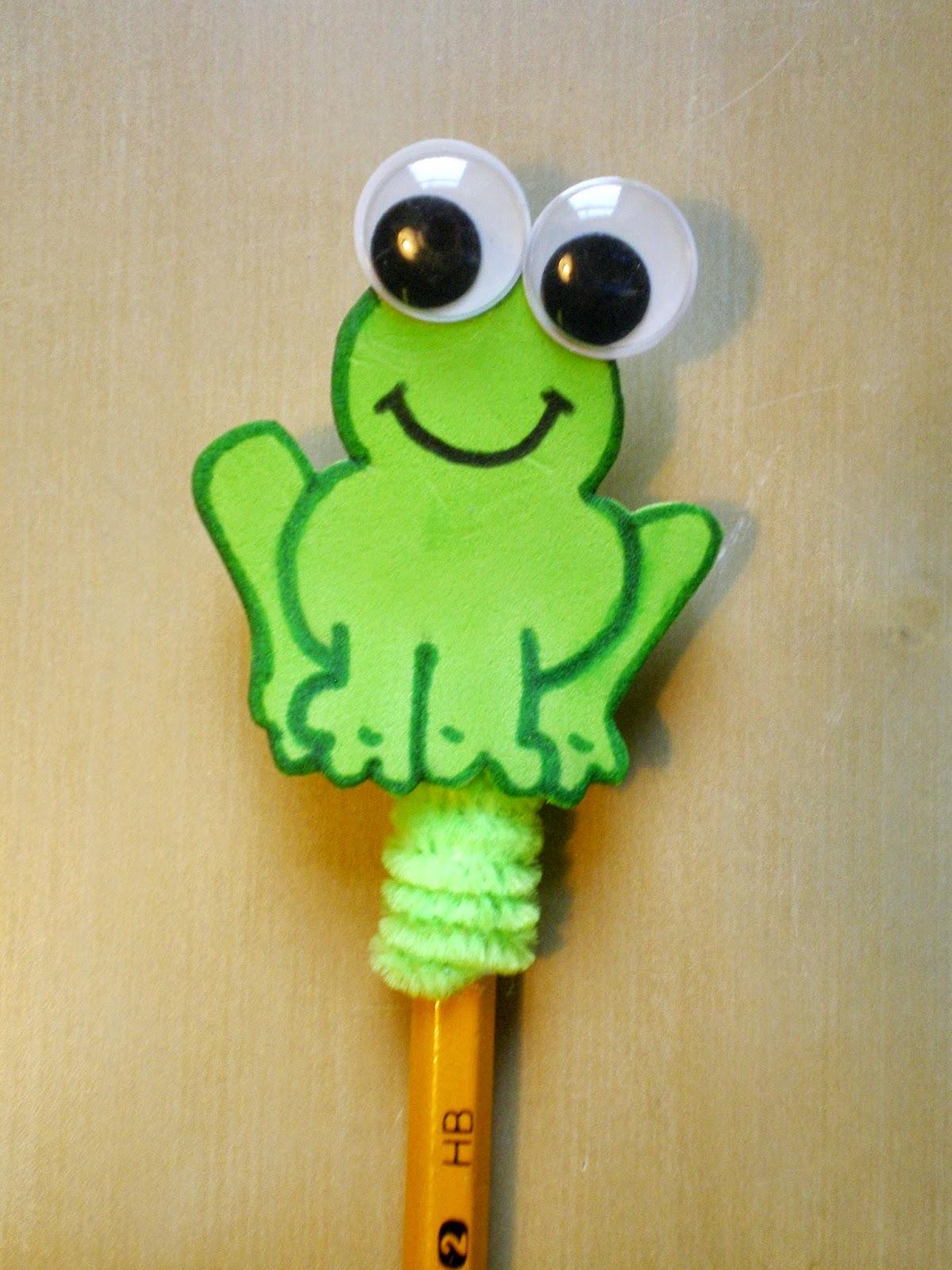pencil craft ideas for kids ~ Art Craft Gift Ideas