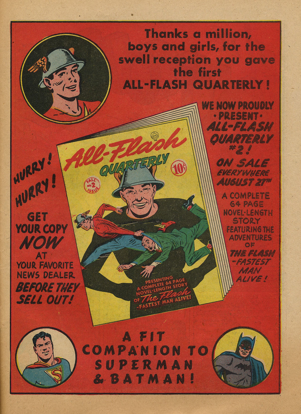 Read online All-American Comics (1939) comic -  Issue #31 - 53