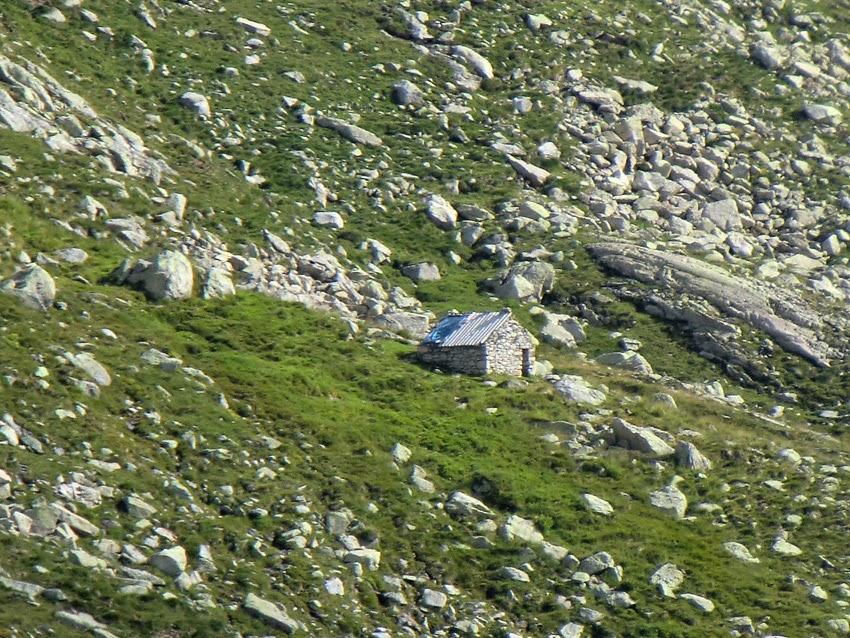 Cabaña de Llardaneta
