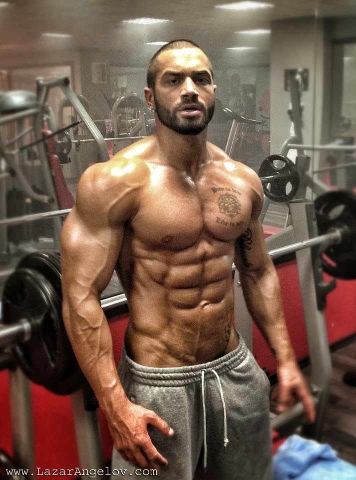 Lazar Angelov Profile Photo