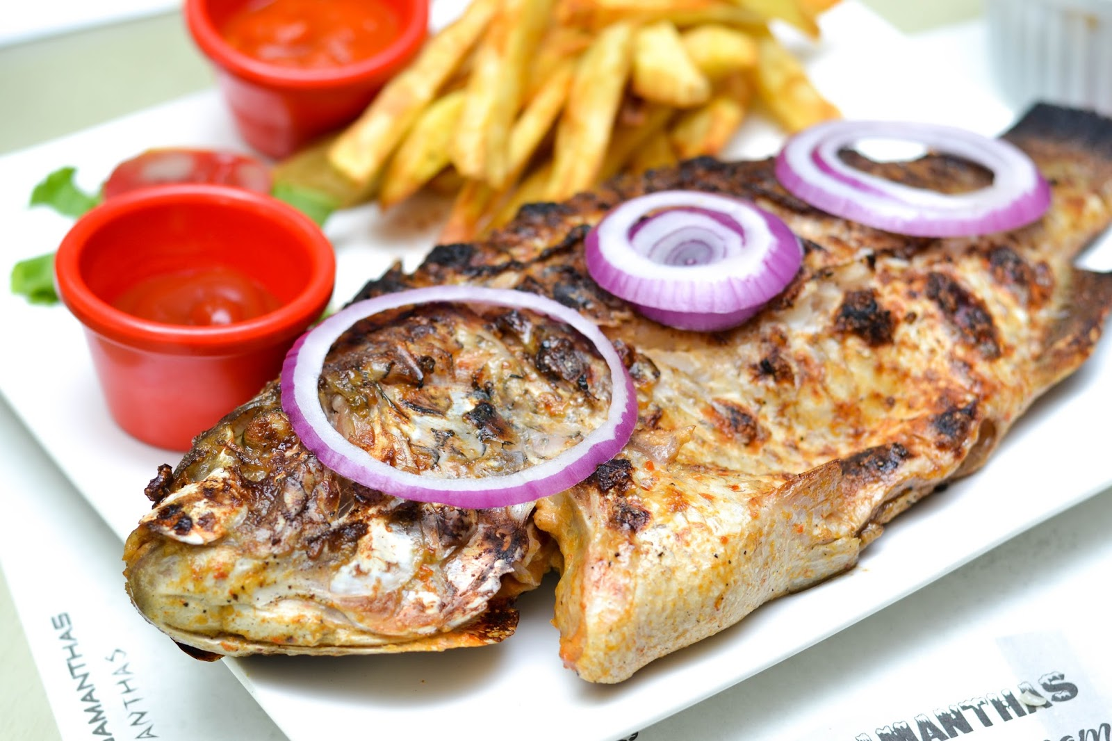 Peppered Fish in Lagos Nigeria