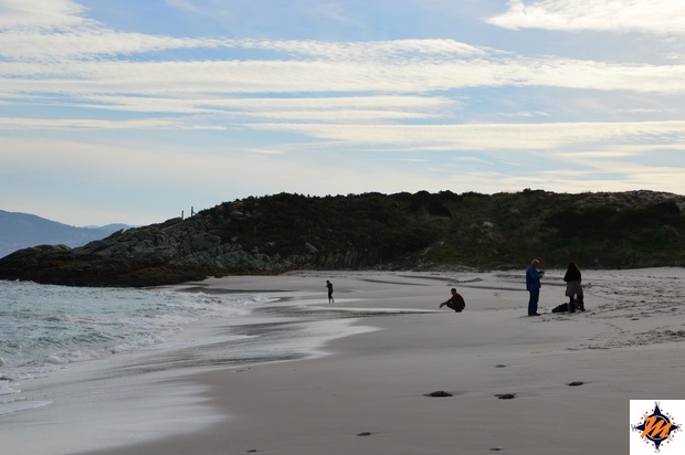 Islas Cies, Playa Figueiras