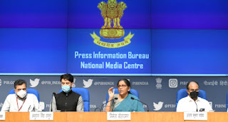 Conference on 'Ease of Doing Business for Aatma Nirbhar Bharat'