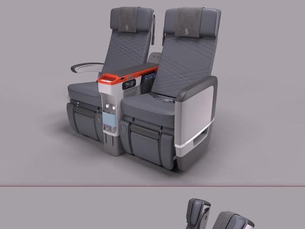 Piknik Impian Bersama Premium Economy Class SIA