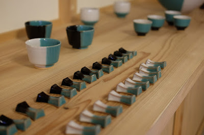 鳥取 因州・中井窯 ギャラリー作品