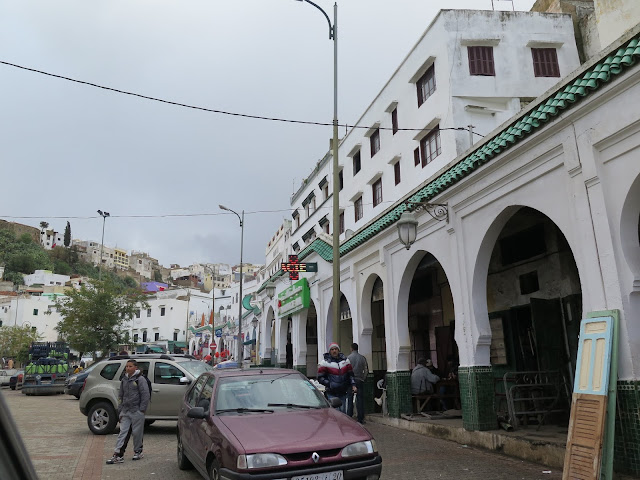 Plaza de Moulay Idriss