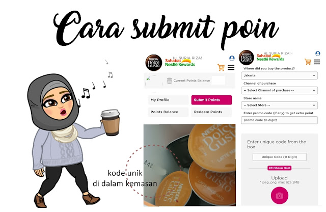 poin Nescafe Dolce Gusto Club