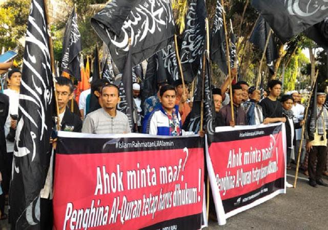Bergabung ke Jakarta, Relawan Muslim Bali Siapkan Tiga Bus Demo Ahok