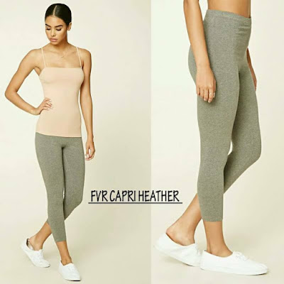 ladies legging - Forever 21 Capri