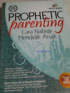prophetic parenting proumedia