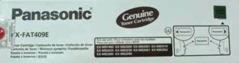 jual toner fax panasonic kx-fat409 denpasar bali