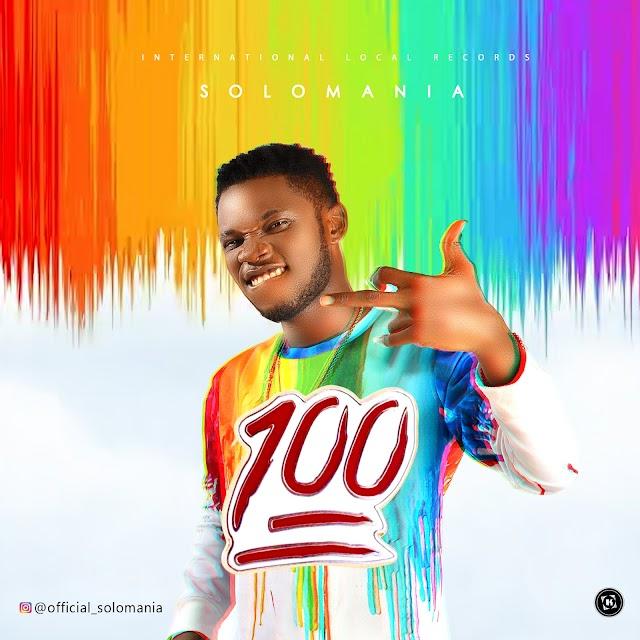 [Music] Solomania - 100%