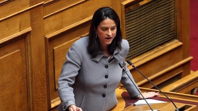 Οι προγραμματικές δηλώσεις της Υπουργού Παιδείας και Θρησκευμάτων Νίκης Κεραμέως (βίντεο)