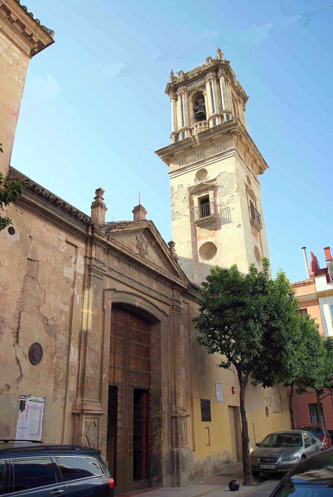 Iglesia de San Bartolomé de Sevilla