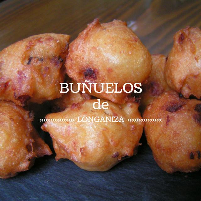 Buñuelos de longaniza - Morrico Fino