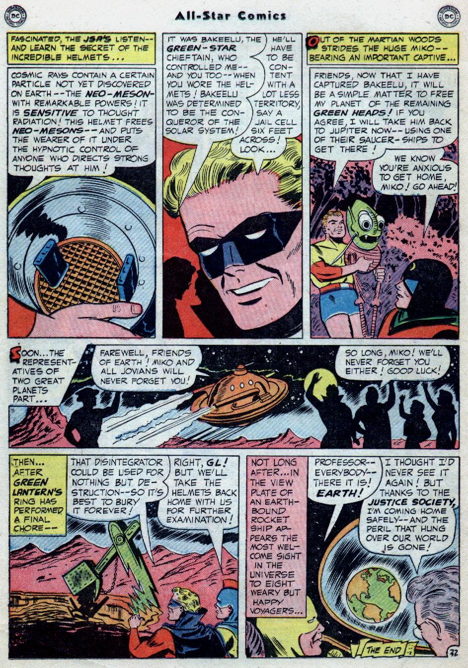 Read online All-Star Comics comic -  Issue #55 - 38
