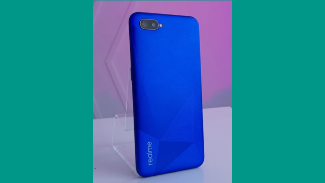 Cara Screenshot Realme C2