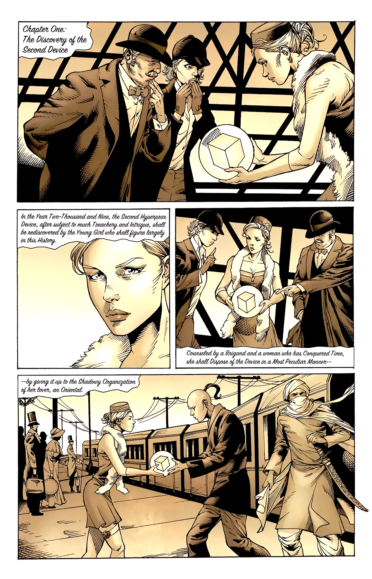 Read online Air comic -  Issue #20 - 3