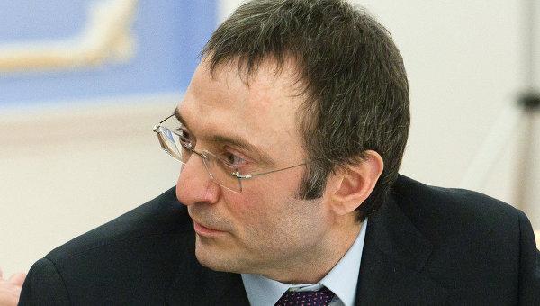 Суд у Франції залишив сенатора Керімова на волі