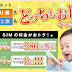 DTI SIMが6ヶ月間特別料金で使えるキャンペーンを実施―3GBは無料、10GBは980円割引に