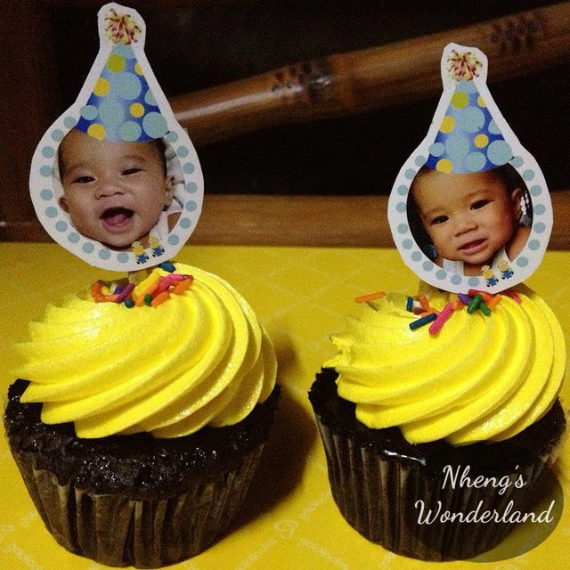 My Twins' Minion First Birthday