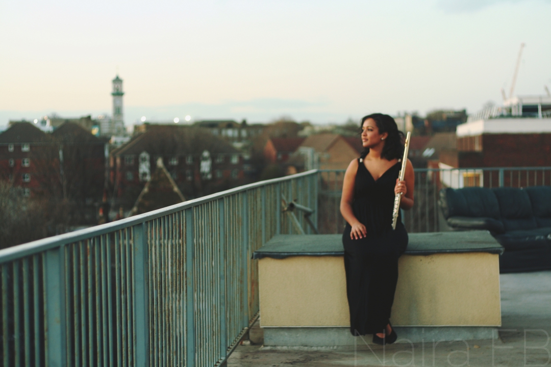 Jessica Kabirat, flute