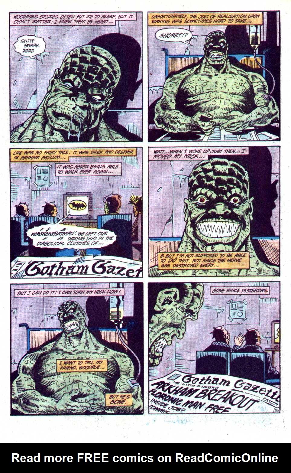 Read online Secret Origins (1986) comic -  Issue #23 - 40