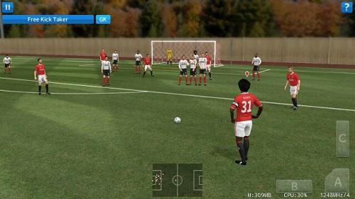 pada kesempatan kali ini admin akan membagikan sebuah game android mod terbaru yang berge Dream League Soccer 2018 v5.063 Mod Apk Data (Unlimited Money)