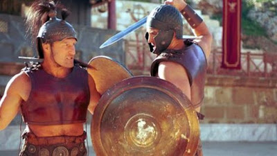 Priscus dan Verus, Gladiator