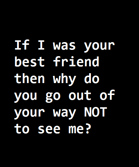 Friendship Betrayal Quote