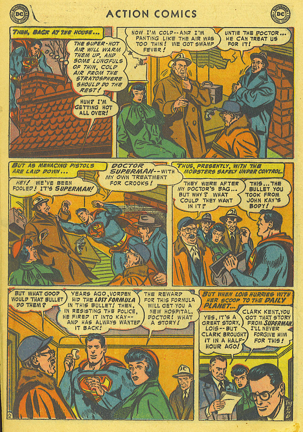 Action Comics (1938) 191 Page 13