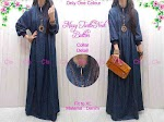 Gamis Jeans XL SOLD OUT