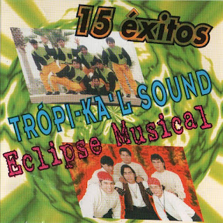 eclipse musical 15 exitos