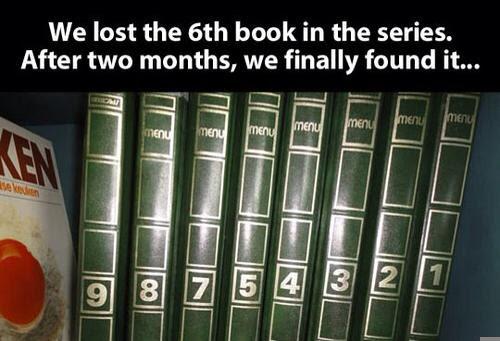 Memes sobre libros