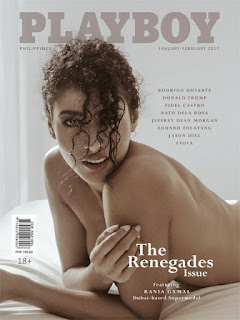 Playboy Filipinas - Enero Febrero 2017 PDF Digital