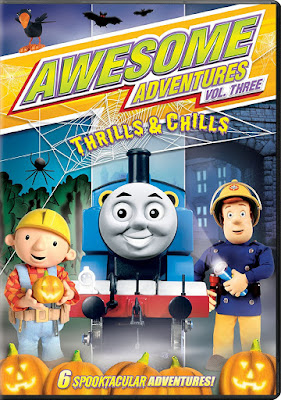 Awesome Adventures: Thrills & Chills Vol. 3 [Latino]