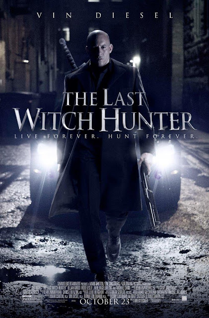 The Last Witch Hunter, Movie Poster, Directed by Breck Eisne
