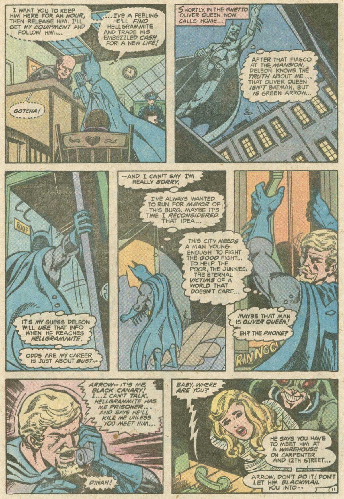 Read online World's Finest Comics comic -  Issue #249 - 32