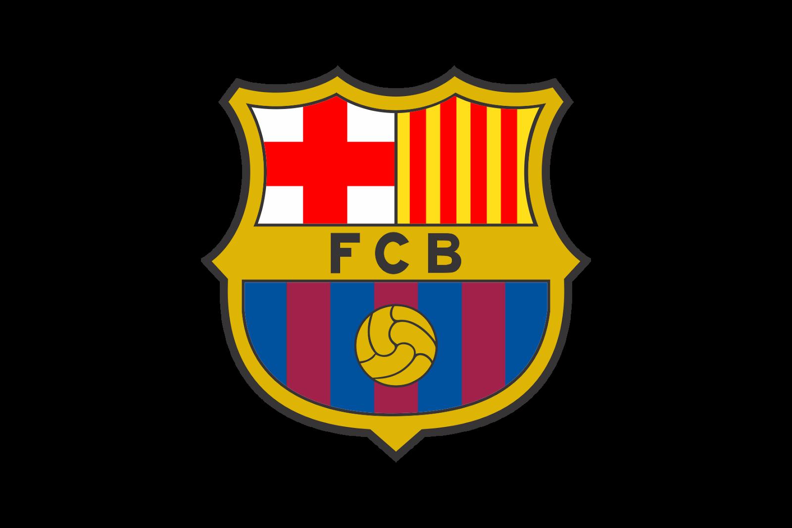 FC Barcelona Logo - Logo-Share