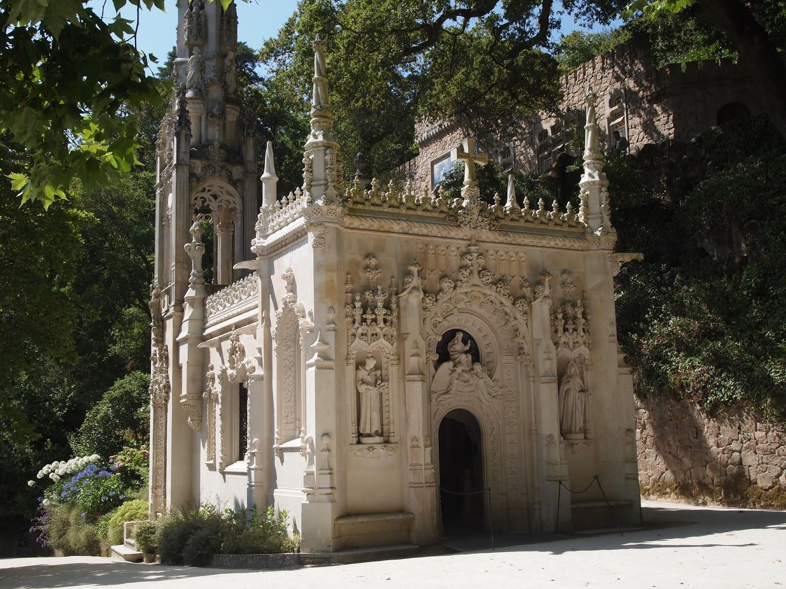 Capela - Quinta da Regaleira