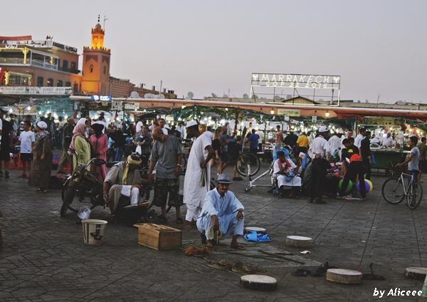 Marrakech-atmosfera