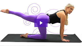 Try This Yoga Booty Challenge!