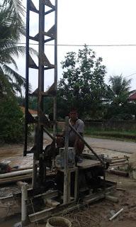 sumur bor dalam pekanbaru