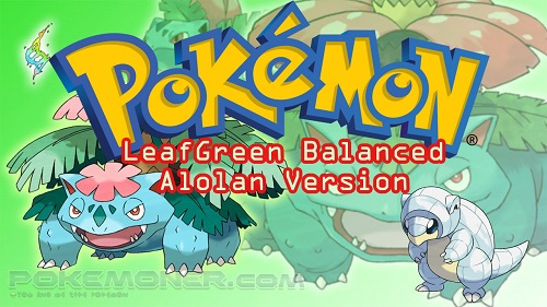 Pokemon LeafGreen Balanced Edition