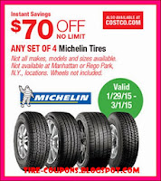 michelin tire rebate 2015