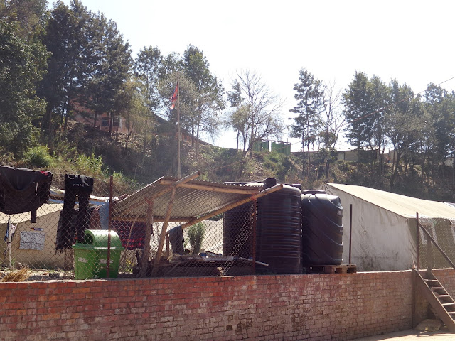 Relief Camps of Nepal Earthquake