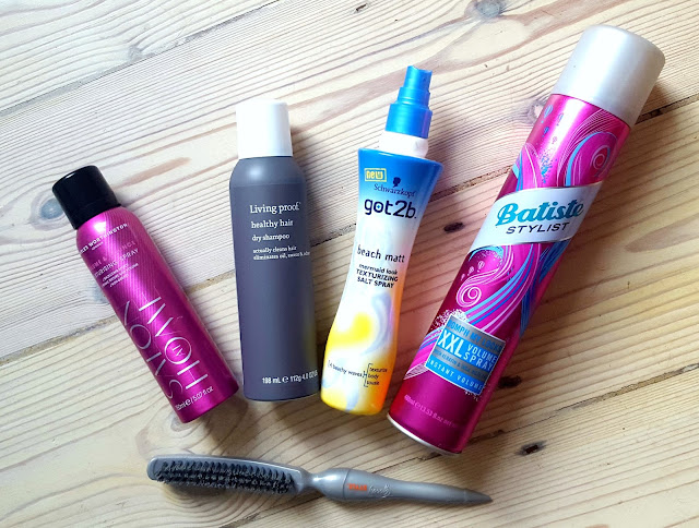 Haircare Favourites Review