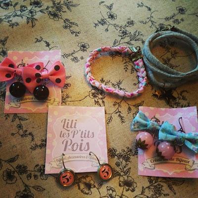 Lili Les P'tits Pois