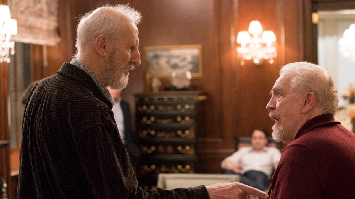 Succession - I Went to Market - Review: Transitions are