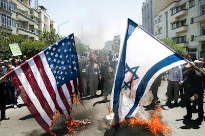 Irã registra grandes manifestações contra Israel no Dia de Jerusalém